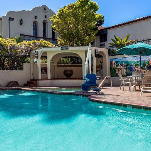 Best Western Casa Grande Inn - Arroyo Grande CA