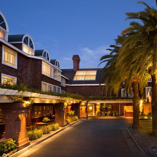 3 Stanford Park Hotel 100 El Camino Real Menlo Ca 94025