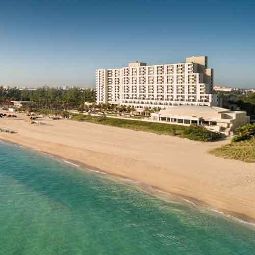 Fort Lauderdale Marriott Harbor Beach Resort & Spa - Fort ...