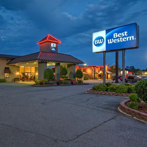 Best Western Inn Russellville Ar