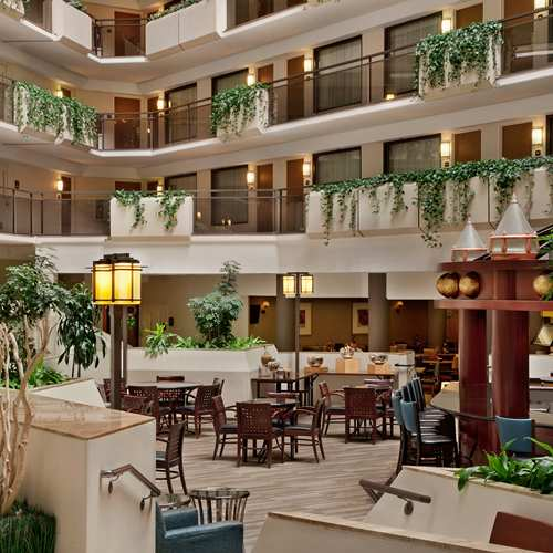 Embassy Suites By Hilton Kansas City Overland Park