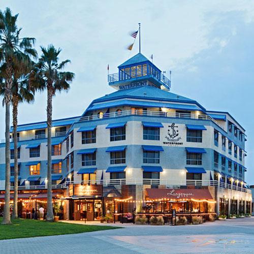 Waterfront Hotel A Joie De Vivre Hotel Oakland Ca