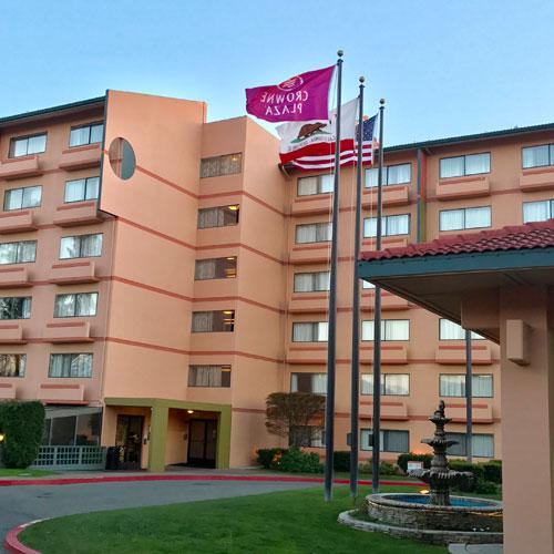 Crowne Plaza Silicon Valley North Union City Union City Ca