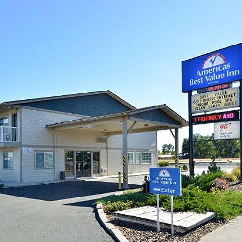 Burns Oregon Hotels Pet Friendly