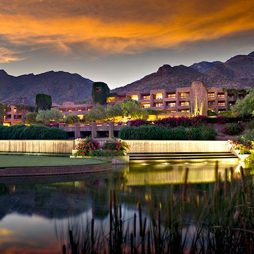 Resort Hotels In Tucson: Loews Ventana Canyon Resort - Tucson AZ