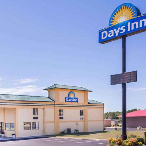 Pet Friendly Hotels Byron Ga