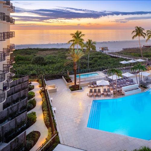 Marco Island Beaches: Hilton Marco Island Beach Resort & Spa