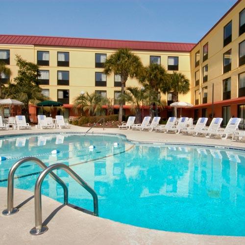 Red Roof Inn Myrtle Beach Hotel Market Commons Myrtle Beach Sc