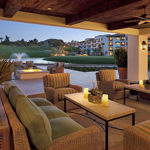 Arizona grand resort spa phoenix az for Hotels 85016
