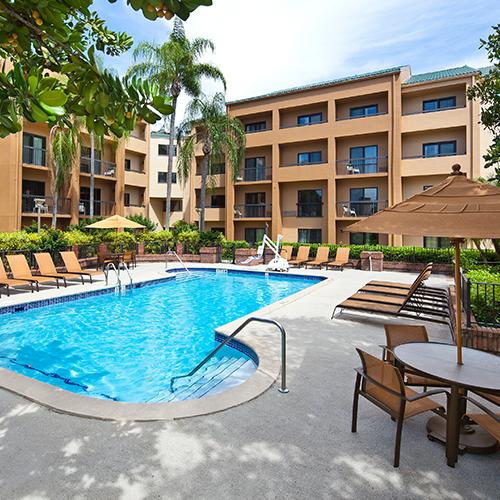 courtyard by marriott miami airport west doral doral fl. Black Bedroom Furniture Sets. Home Design Ideas