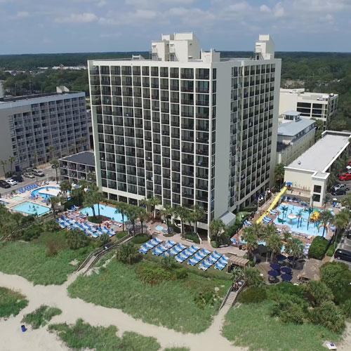 Sea Crest Oceanfront Resort - Myrtle Beach SC | AAA.com