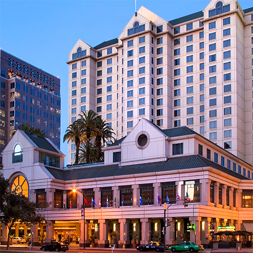 The Fairmont San Jose - San Jose CA