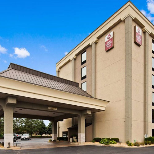 Best western plus chicagoland countryside countryside il for Best countryside hotels