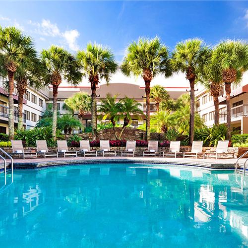 Sheraton Suites Orlando Airport - Orlando FL