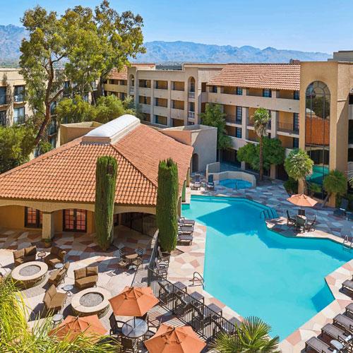 Resort Hotels In Tucson: Sheraton - Tucson AZ