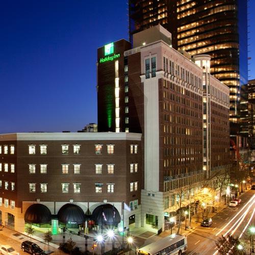 Holiday Inn Center City Charlotte Nc