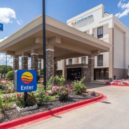 Comfort Inn Wichita Falls Wichita Falls Tx
