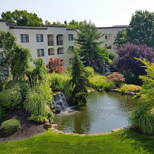 Doubletree suites by hilton hotel mt laurel mount for Hotels 08054