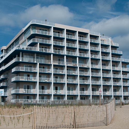 Doubletree By Hilton Ocean City Oceanfront Ocean City Md