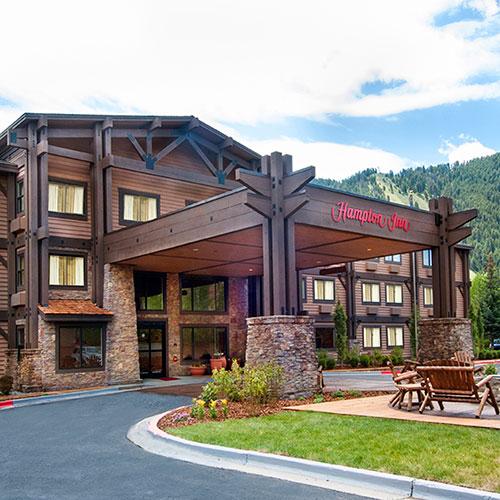 Hilton Hotels In Jackson Hole Wy