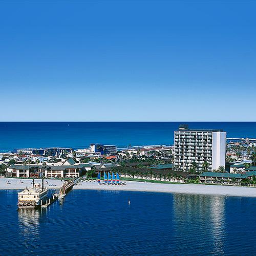 Catamaran resort hotel spa san diego ca for Hotels 92109
