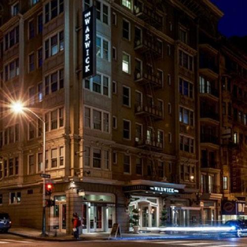 Warwick Hotel San Francisco Reviews