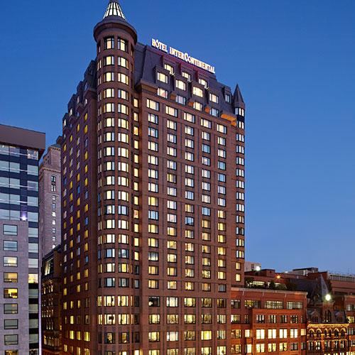 Intercontinental Hotel Montreal Qc