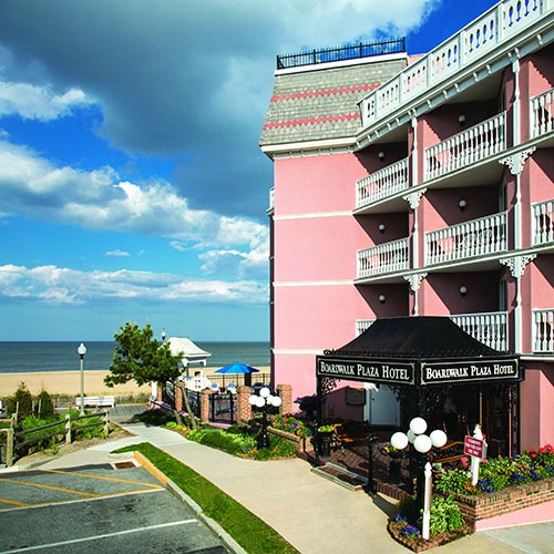 Hotels Rehoboth Beach Delaware Route