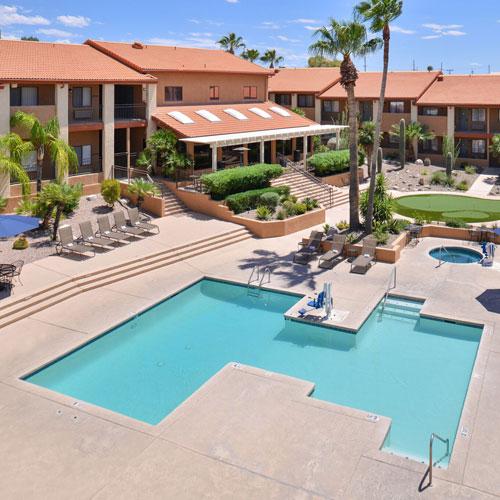 Red Lion Inn Suites Tucson North Tucson Az