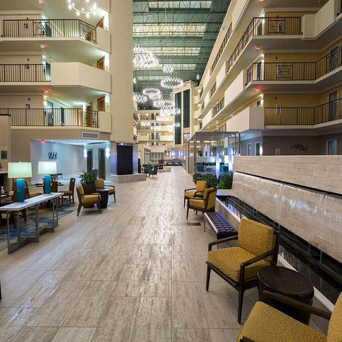 Embassy Suites By Hilton Memphis Memphis Tn