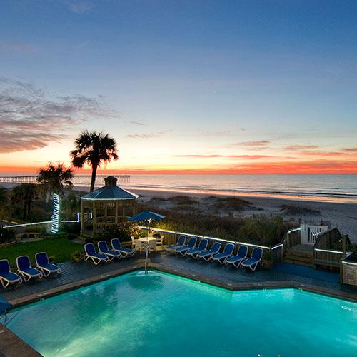 Ocean Isle Beach Nc: Ocean Isle Inn - Ocean Isle Beach NC