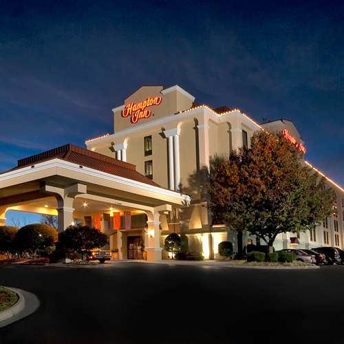 Travelers Inn Winston Salem Nc: Hampton Inn-Hanes Mall - Winston-Salem NC