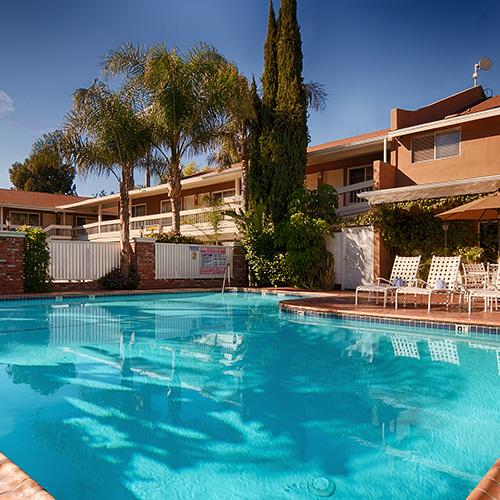 Best Western Plus Carriage Inn - Sherman Oaks CA