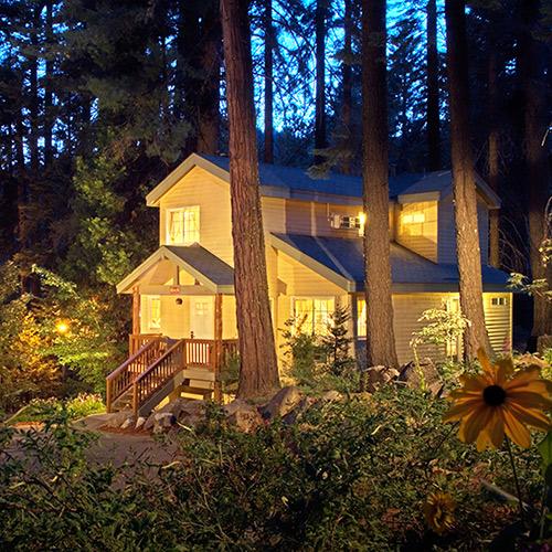 The Cottages At Tenaya Lodge Fish Camp Ca Aaa Com