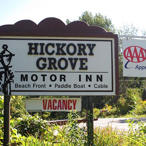Hickory Grove Motor Inn Cooperstown Ny