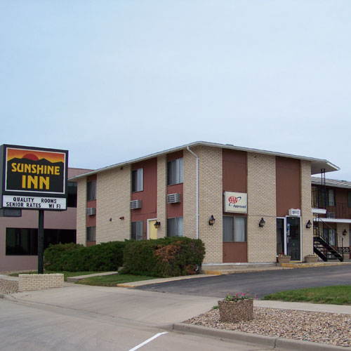 Hotels In Wall Sd