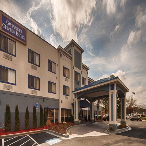 Gwinnett Place Apartments: Best Western Gwinnett Center Hotel - Duluth GA