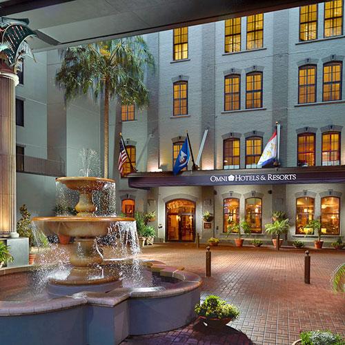 Omni Hotel New Orleans Riverfront