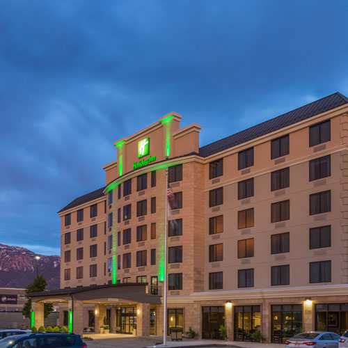 3 Holiday Inn South Jordan