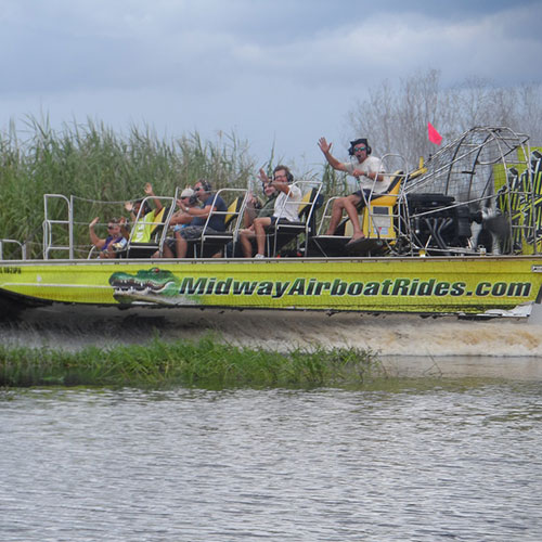 Airboat Tours Christmas Florida