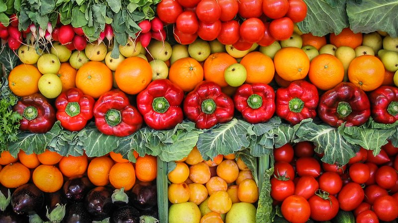 fruit, vegetable, farmers market, produce