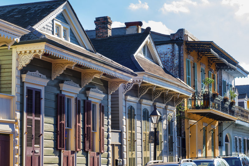Crescent City Guest House In New Orleans