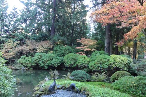 Portland Japanese Garden Portland Or Aaa Com