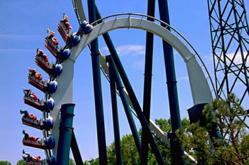 Busch Gardens Williamsburg Williamsburg Va
