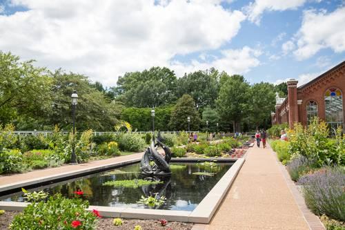 Missouri Botanical Garden St Louis Mo