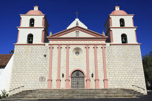 Old Mission Santa Barbara Santa Barbara Ca Aaa Com