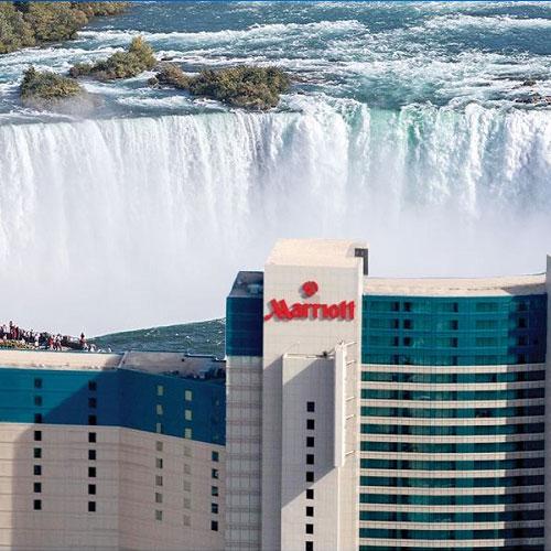 4 Marriott Niagara Falls Fallsview Hotel