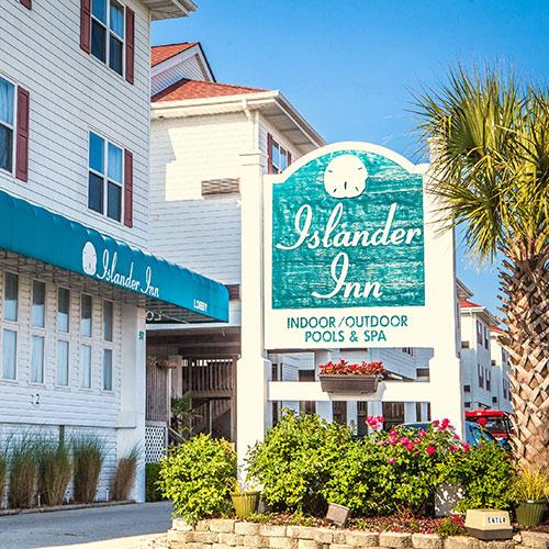 Ocean Isle Beach Nc: The Islander Inn - Ocean Isle Beach NC