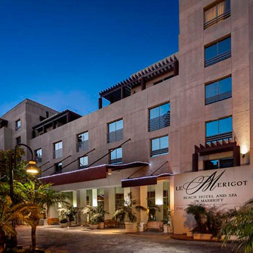 Spg Hotels Santa Monica Ca