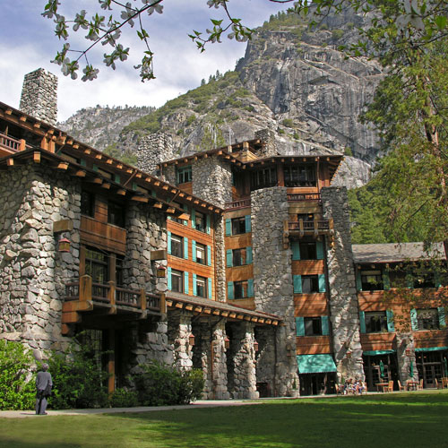 The Ahwahnee - Yosemite National Park CA